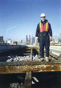 Peter Tardy, Senior Structural Engineer