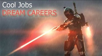 Cool Jobs, Dream Careers