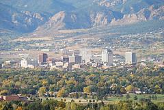Colorado Springs: Photo by cpt.spock